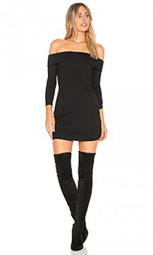 Мини платье silas Privacy Please. Цвет: черный