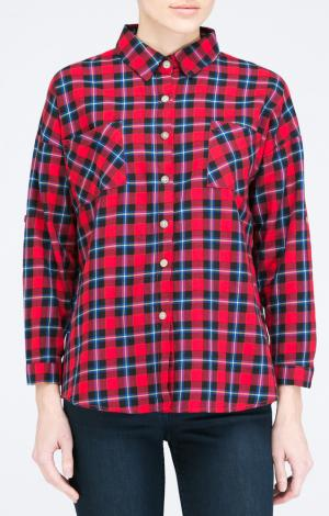 Рубашка Красная Trends Brands