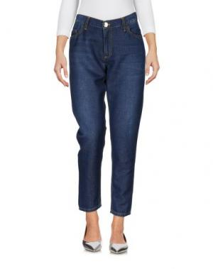 Джинсовые брюки SISTE' S. Цвет: синий