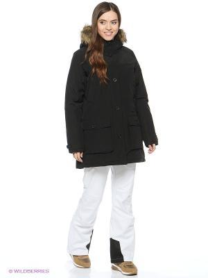Куртка Tenson. Цвет: черный