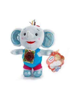 Мягкая игрушка мульти-пульти тима и тома. тома 20см. Цвет: голубой