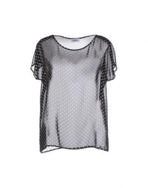 Блузка KATE. Цвет: черный