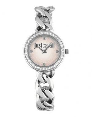 Наручные часы JUST CAVALLI. Цвет: розовый