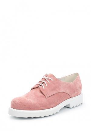 Ботинки Just Couture. Цвет: розовый