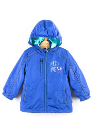 Куртка Coccodrillo. Цвет: синий
