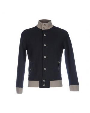 Куртка KANGRA CASHMERE. Цвет: темно-синий