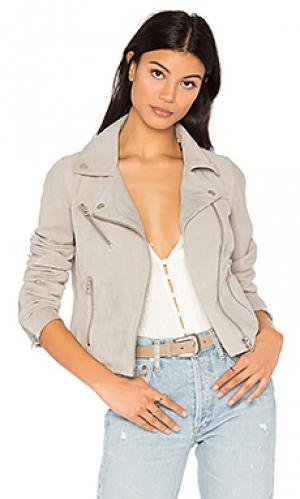 Куртка who DOMA. Цвет: серый