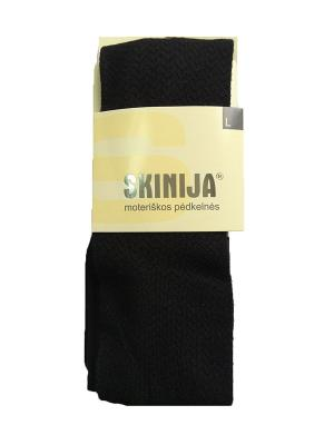 Колготки Skinija. Цвет: черный