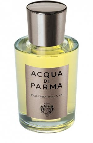 Одеколон Colonia Intensa Acqua di Parma. Цвет: бесцветный