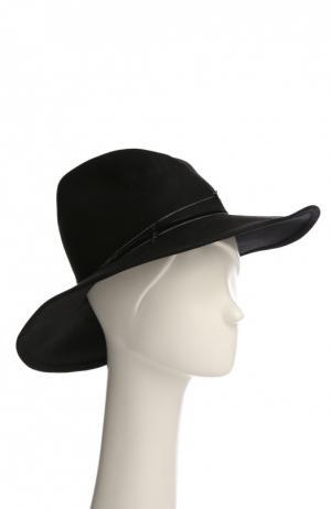 Шляпа Gigi Burris Millinery. Цвет: черный