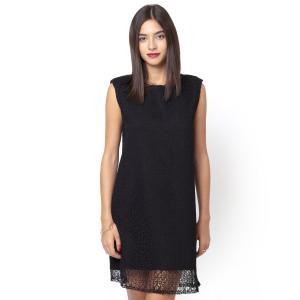Платье SUNCOO. Цвет: черный