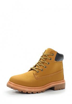 Ботинки Modis. Цвет: коричневый