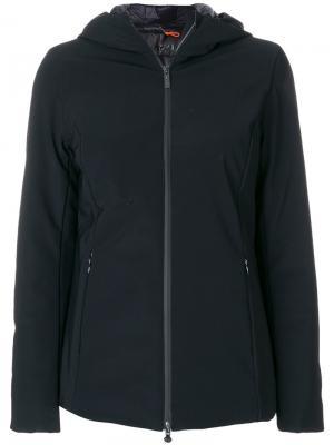 Куртка-пуховик Rrd. Цвет: чёрный