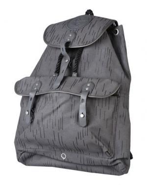 Рюкзаки и сумки на пояс STIGHLORGAN. Цвет: свинцово-серый