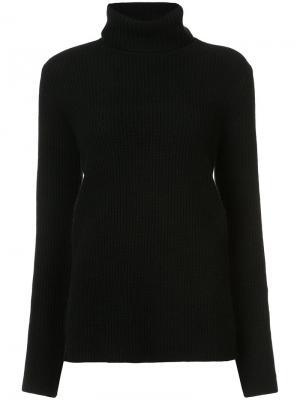 Turtleneck jumper A.L.C.. Цвет: чёрный