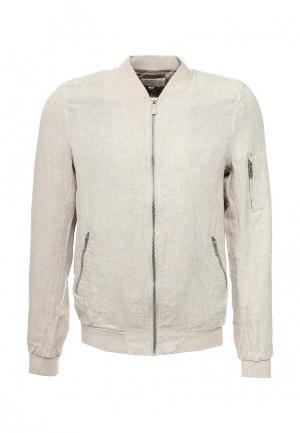 Куртка Celio. Цвет: бежевый