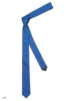 Галстук мужской MILLIONAIRE. Цвет: серо-голубой