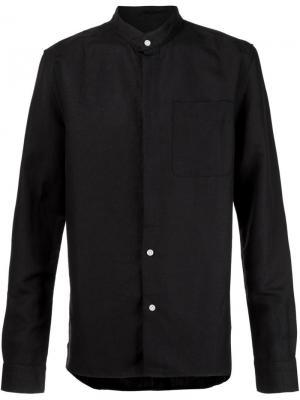 Рубашка с нагрудным карманом Ty-Lr. Цвет: чёрный