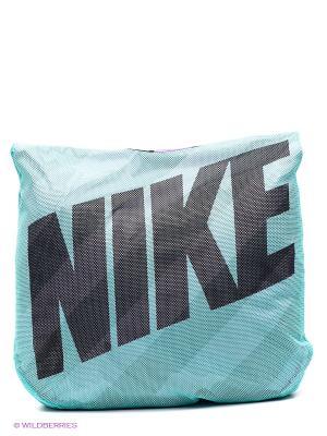 Сумка GRAPHIC REVERSIBLE TOTE Nike. Цвет: голубой, фиолетовый