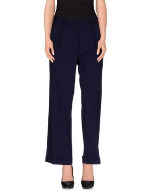 Повседневные брюки NORA BARTH. Цвет: фиолетовый