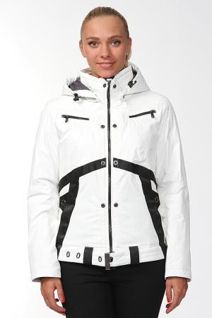 Куртка City One. Цвет: белый