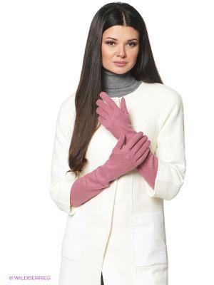 Перчатки женские Sabellino. Цвет: коралловый