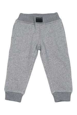 Спортивные брюки Little Marc Jacobs. Цвет: светло-серый