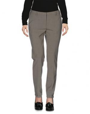 Повседневные брюки ARGONNE. Цвет: зеленый-милитари