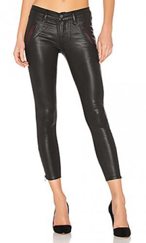 Узкие брюки Etienne Marcel. Цвет: черный