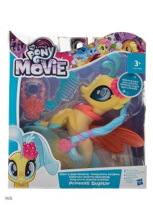 Mlp Мерцание пони-модницы My Little Pony. Цвет: кремовый