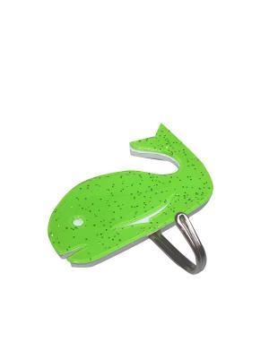 Крючок для полотенец - 2 шт. Migura. Цвет: зеленый