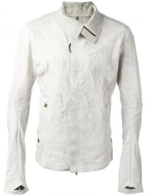 Куртка Invulnerable Crasse Isaac Sellam Experience. Цвет: телесный