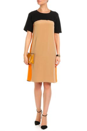 Платье Costume National. Цвет: цветной