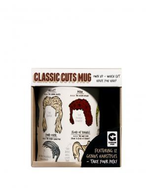 Кружка Classic Cuts Подарки. Цвет: мульти