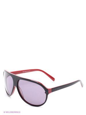 Солнцезащитные очки IS 11-13818P Enni Marco. Цвет: черный