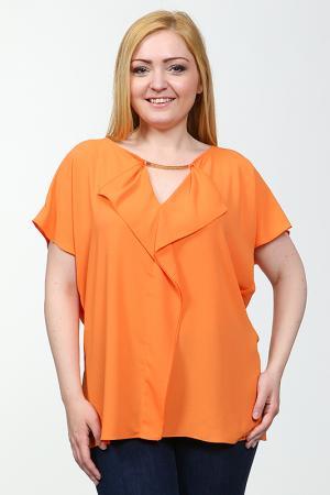 Блуза PER TE BY KRIZIA. Цвет: оранжевый