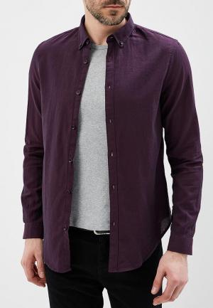 Рубашка Warren Webber. Цвет: фиолетовый