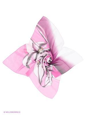 Платок Shapkoff. Цвет: розовый, фиолетовый