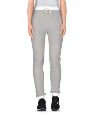 Повседневные брюки ATHLETIC VINTAGE. Цвет: светло-серый