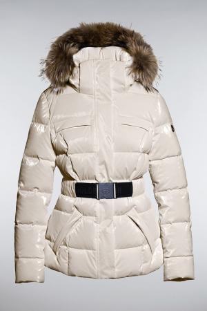 Куртка Goldbergh. Цвет: бежевый