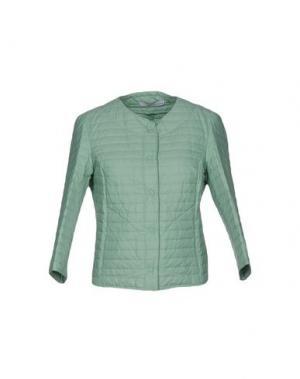 Куртка CHILI PEPPERS. Цвет: светло-зеленый