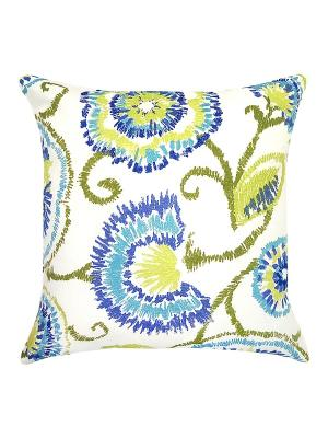 Чехол для декоративной подушки Sabrina blue Altali. Цвет: синий