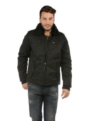 Куртка Colin's. Цвет: черный