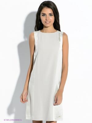 Платье Tommy Hilfiger. Цвет: светло-серый
