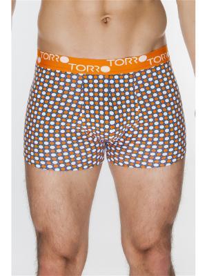 Трусы шорты TORRO. Цвет: оранжевый