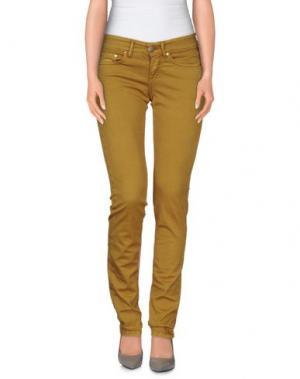 Повседневные брюки MICHELLE WINDHEUSER. Цвет: песочный