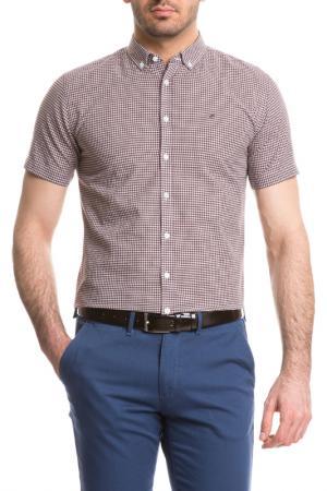 Рубашка Cacharel. Цвет: vr029 коричневый