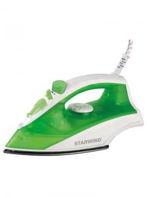 Утюг SIR3635 StarWind. Цвет: зеленый, белый