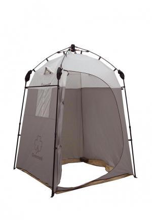 Тент-шатер Novatour. Цвет: коричневый