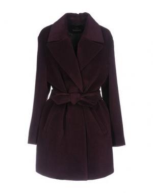 Пальто SCHNEIDERS. Цвет: баклажанный